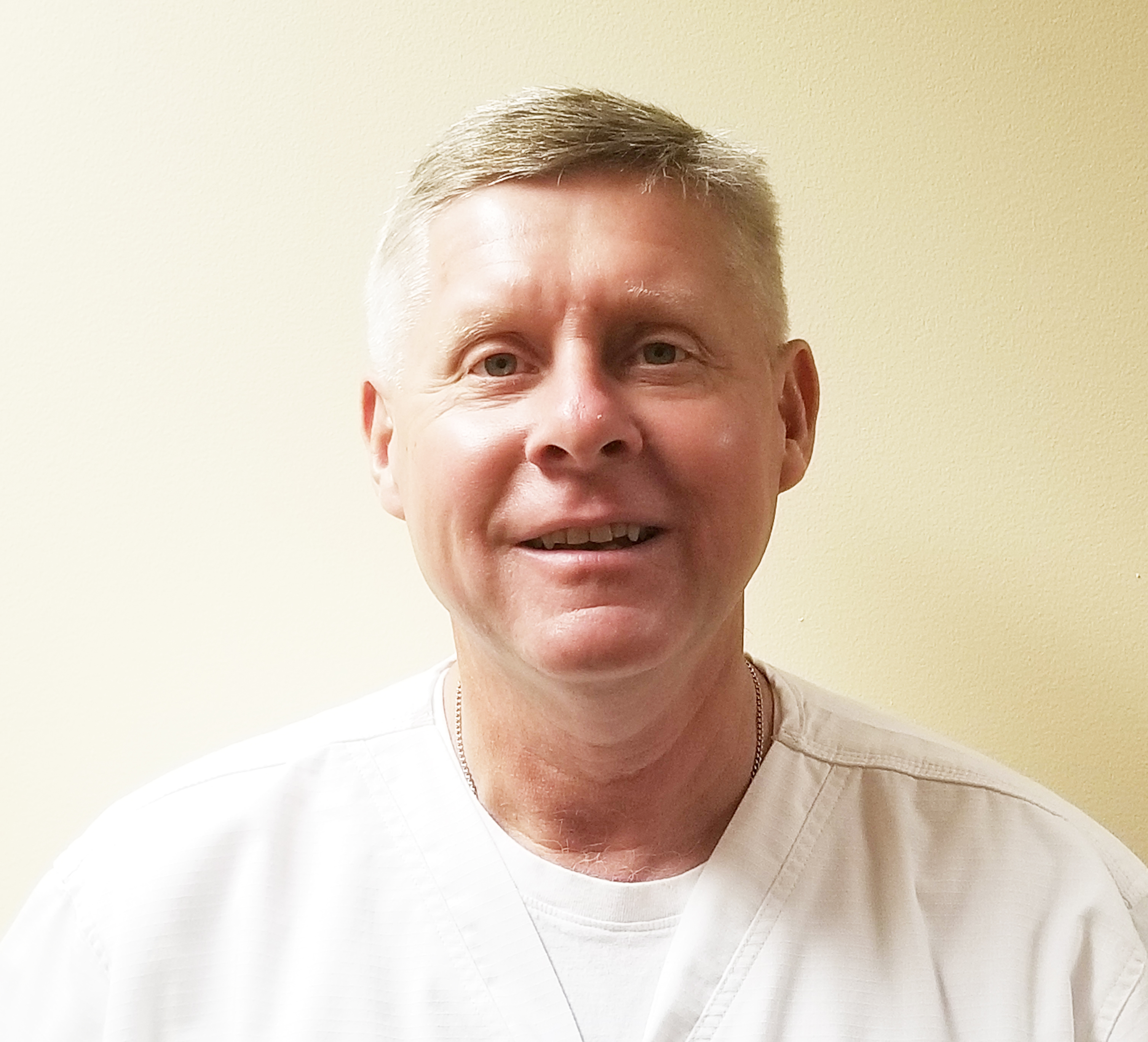 Gerald Grass, MSN, RN photograph