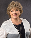 Leslie Buck, MSN, RN photograph